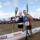 Sabrina Love Ocean Challenge 2011 breaks all records 31