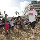 Sabrina Love Ocean Challenge 2011 breaks all records 56