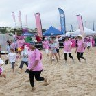 Sabrina Love Ocean Challenge 2011 breaks all records 91