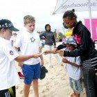 Sabrina Love Ocean Challenge 2011 breaks all records 102