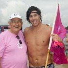 Sabrina Love Ocean Challenge 2011 breaks all records 119