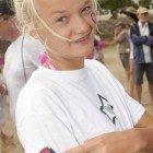 Sabrina Love Ocean Challenge 2011 breaks all records 125