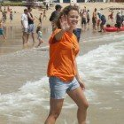 Sabrina Love Ocean Challenge 2011 breaks all records 144