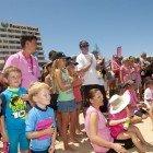 Sabrina Love Ocean Challenge 2011 breaks all records 157