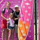 Sabrina Love Ocean Challenge 2011 breaks all records 50