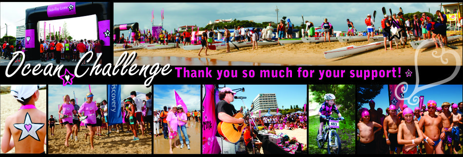 Sabrina Love Ocean Challenge 2011 breaks all records