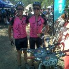 Our heroes, Andrew Lowndes and Nick Theron finish the ABSA Cape Epic for Sabrina Love Foundation! 3