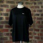 Runnig t-shirt Black/Silver Mens 2