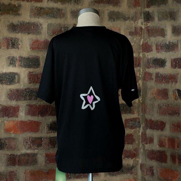 Runnig t-shirt Black/Silver Mens 1