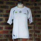 Runnig t-shirt White/Silver Mens 2