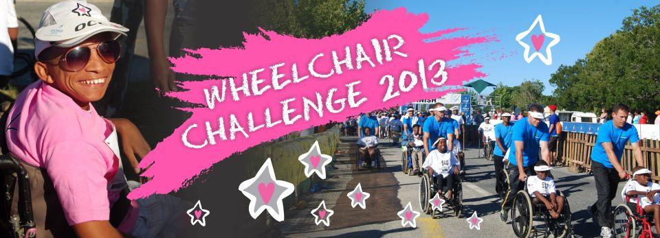 Wheelchair Challenge 2013