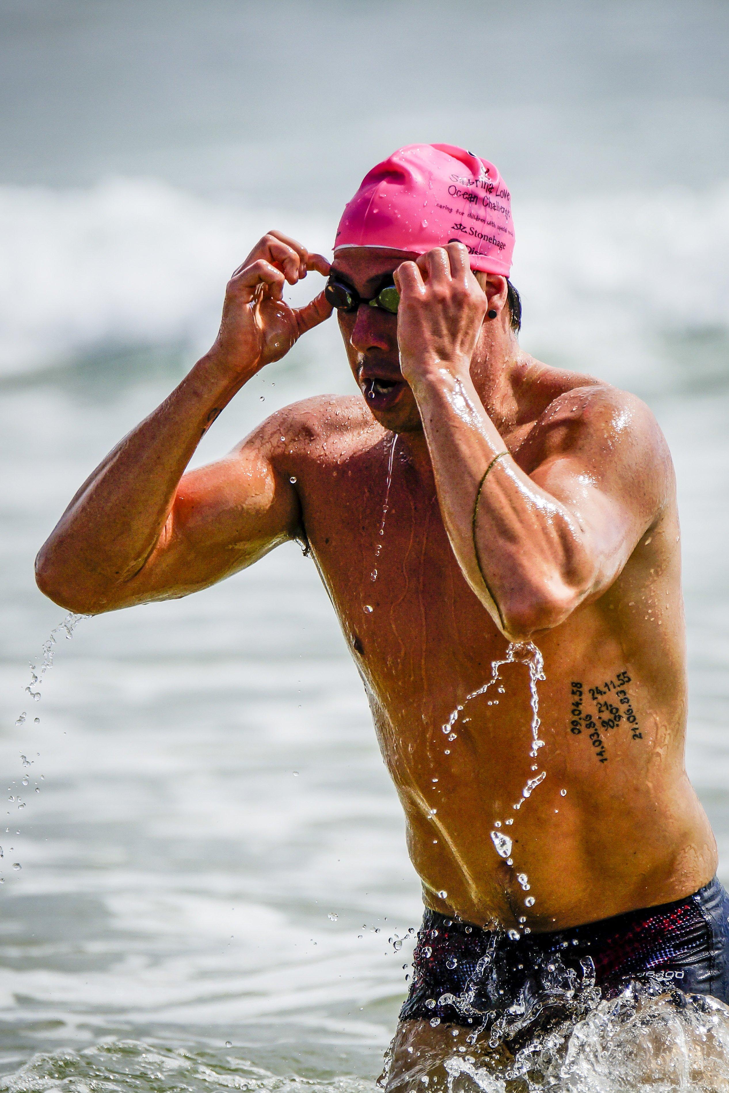 Chad Ho > Dischem Sun City Swim 36
