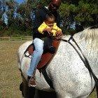 Horse-riding takes the Spotlight 1