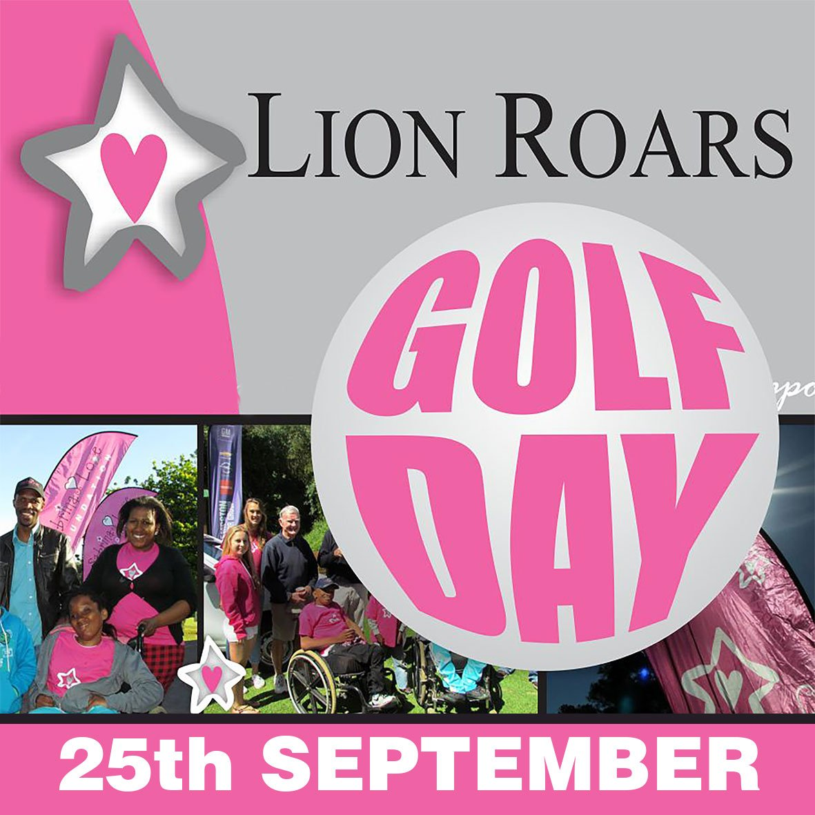 Lion Roars Golf Day - 25th Sept 2015 1