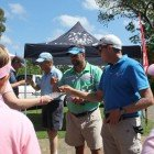 Sabrina Love Lion Roars Golf Day 2015 5