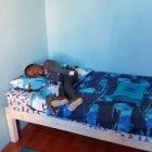Bedroom designed by Eccentrics for Sabrina Love children