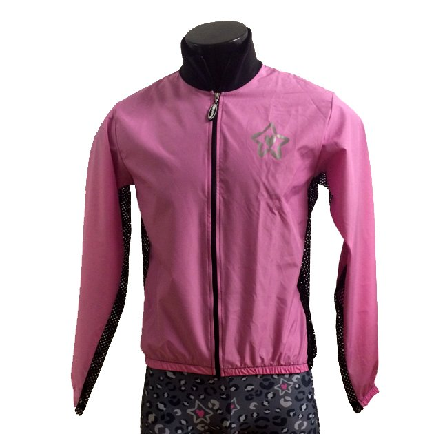 Ladies Rapid Sports Ventilated Cycling/Rain Jacket 1