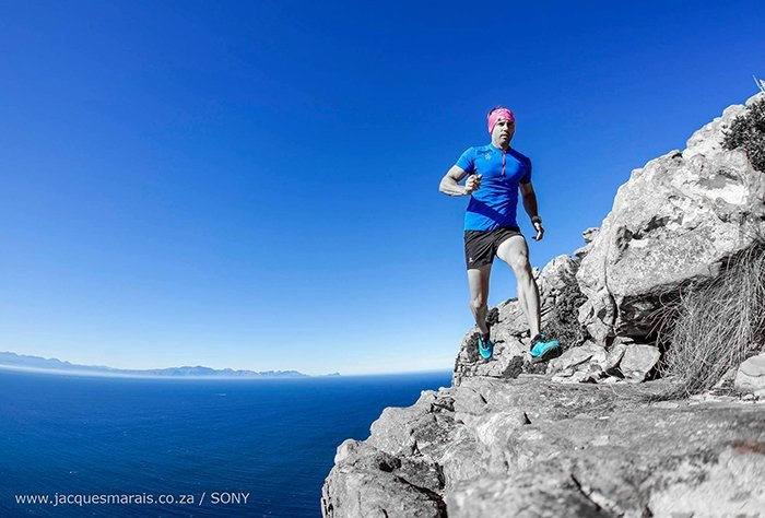 Jamie Marais > Part 1 of 4 Giant Challenges > 24 Consecutive summits of Table Mountain 1