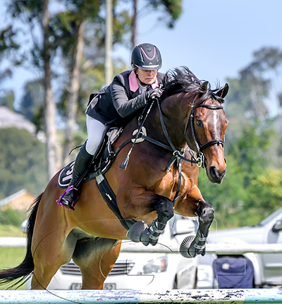 Suzy Lubner > Kurland June Winter Classic Eventing 1