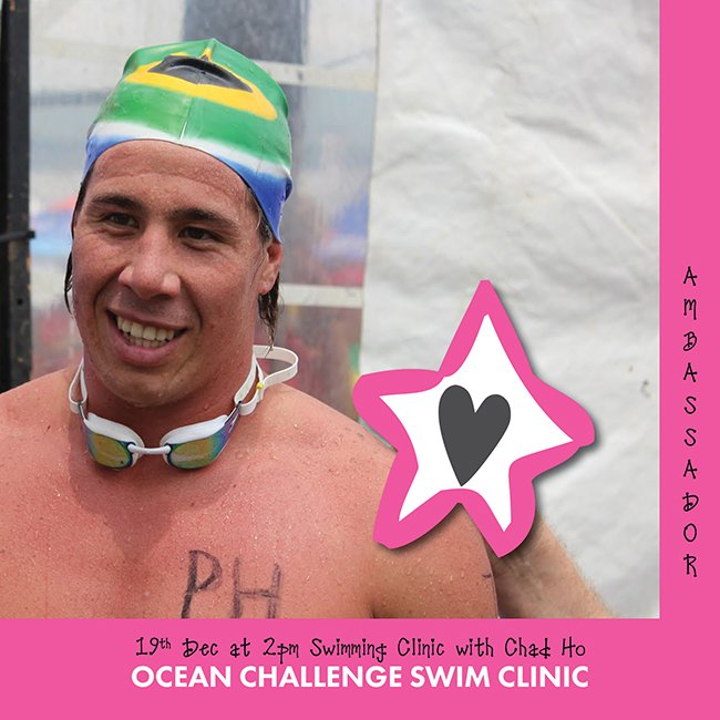 Ocean Challenge Clinic - Swimming 1