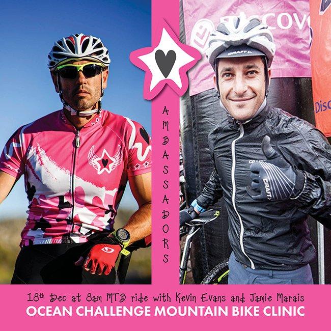 Ocean Challenge Clinic - Mountain Bike 1