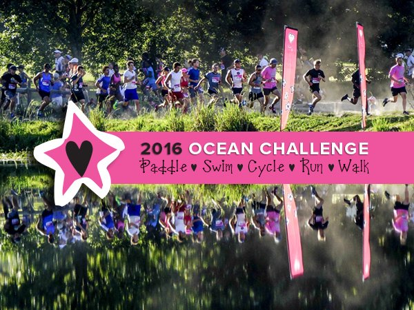 Paddle, Swim, Cycle, Run, Walk – 2016 Sabrina Love Ocean Challenge