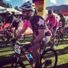 Cape Epic - Robbie & Alexander - Bringing the Gees and showing the Love! 1