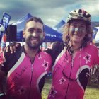 Cape Epic - Robbie & Alexander - Bringing the Gees and showing the Love! 2