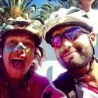 Cape Epic - Robbie & Alexander - Bringing the Gees and showing the Love! 4