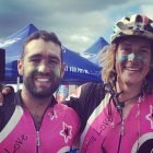 Cape Epic – Robbie & Alexander – Bringing the Gees and showing the Love!