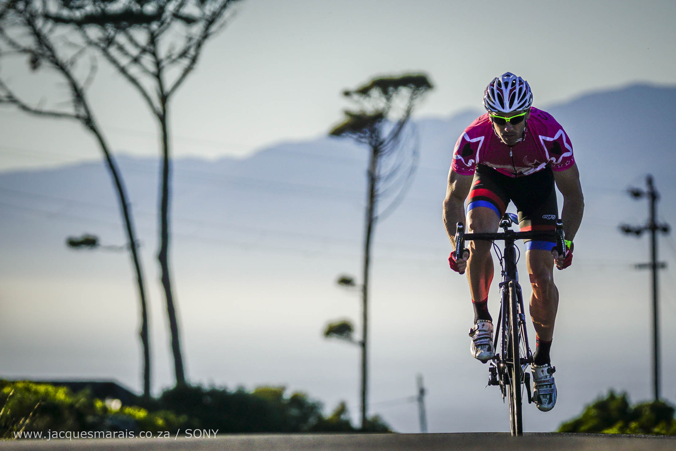 Jamie Marais > Sani Pass 12 hour record attempt 1