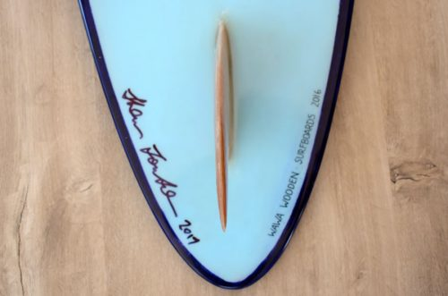 Shaun Tomson limited edition replica surfboard