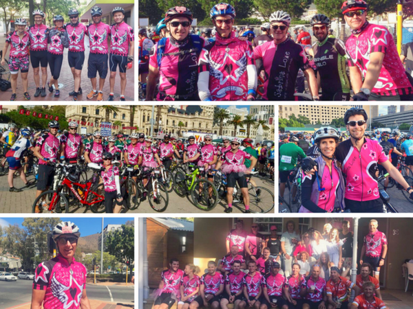 An amazing day out at the Cape Town Cycle Tour! 4