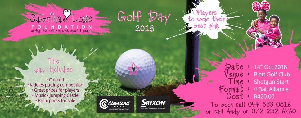 sabrina love golf day 2018