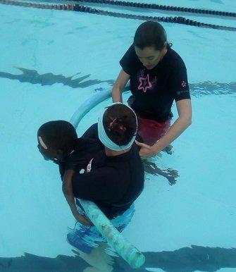 Swim, swim, swim 16
