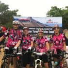 Sabrina Love Team at Cape Town Cycle Tour 2019 - Race Day