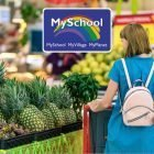 MySchool - Support Sabrina Love - Add us as a beneficiary on your MySchool card