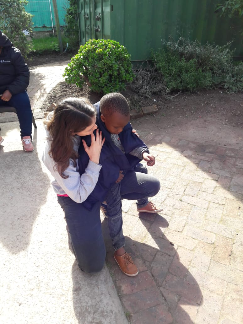 Finding comfort - enabling our children 2