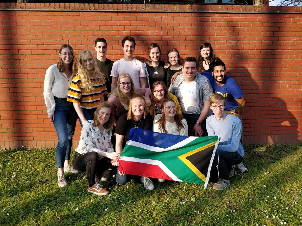 Wamkelekile Artevelde Students 2