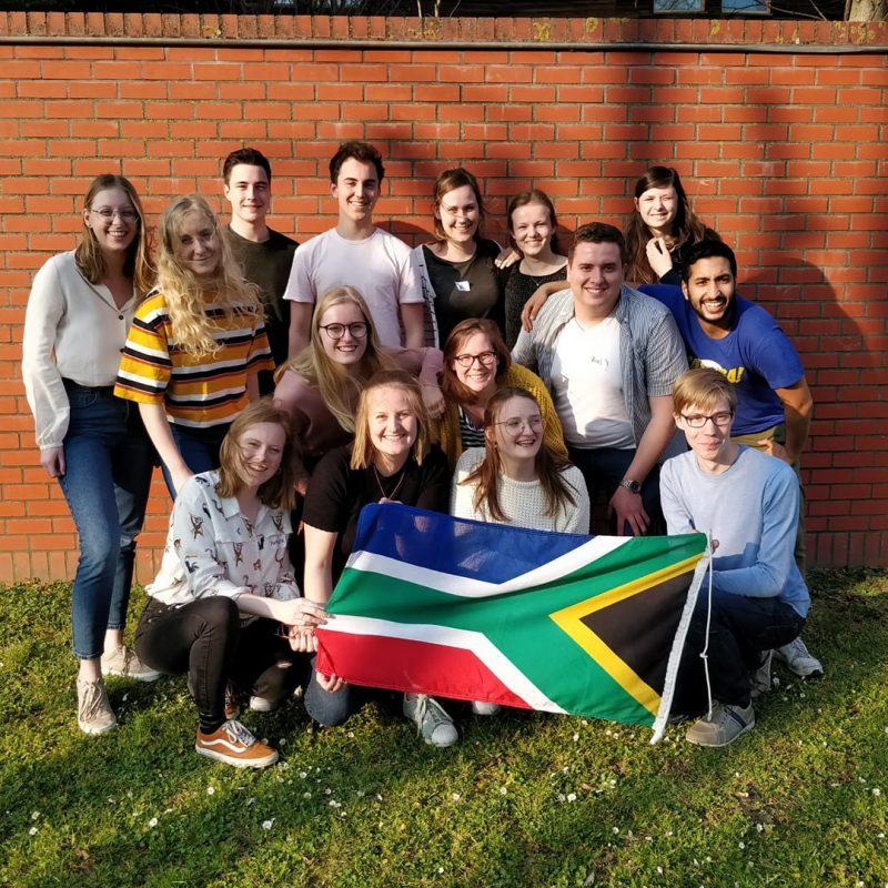 Wamkelekile Artevelde Students