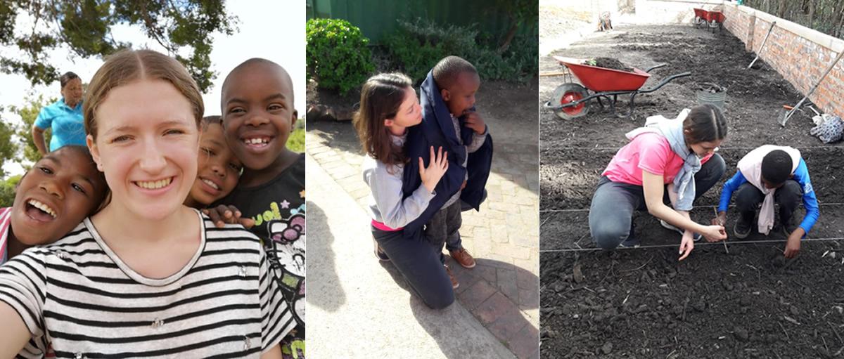 Sabrina Love Volunteer Program