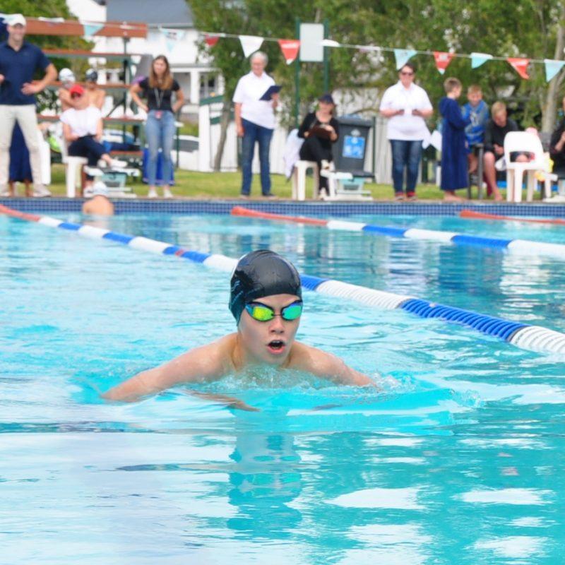 Lukas Ochsenbein Freedom Swim