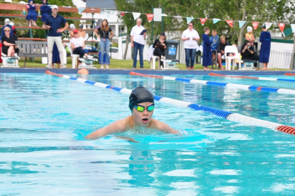 Lukas Ochsenbein Freedom Swim 4