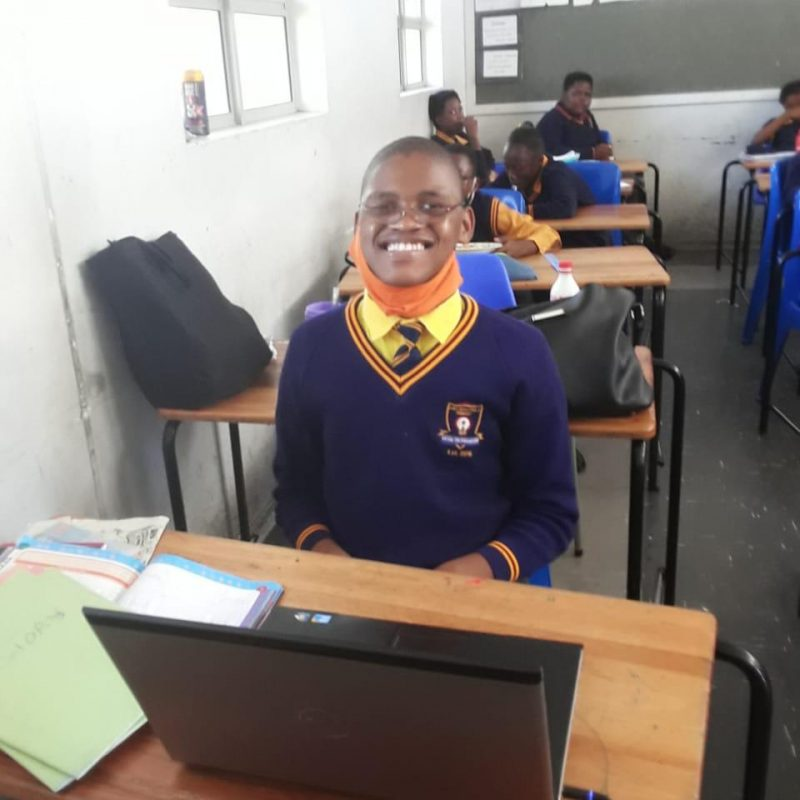 March is Cerebral Palsy Awareness Month – Siphumeze's Story