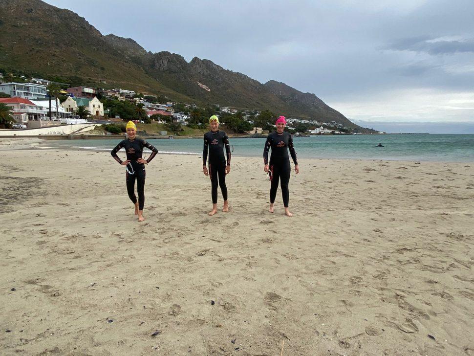Lukas Ochsenbein Freedom Swim 10