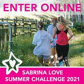Enter the Sabrina Love Summer Challenge 2021 ONLINE